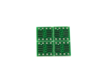 SOP8 SSOP8 TSSOP8 SMD DIP switch DIP adapter plate pitch 0.65/1.27mm